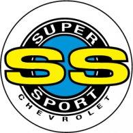 SS Super Sport Chevrolet logo vector logo
