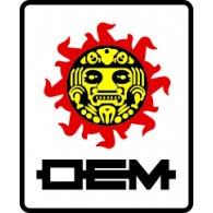 OEM logo vector logo