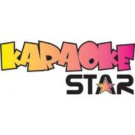 Karaoke Star logo vector logo