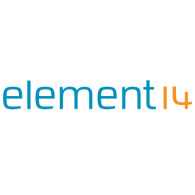 Element14 logo vector logo