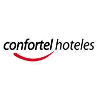 Confortel Hoteles logo vector logo