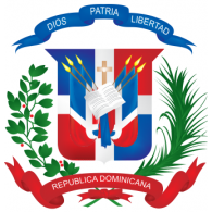 Domincan Republic logo vector logo