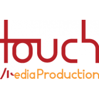 Touch Media Production logo vector logo