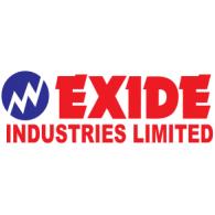 Exide logo vector logo