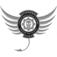 Stunner Vijay logo vector logo