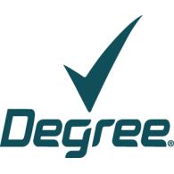 Degree logo vector logo