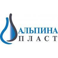 Альпина Пласт logo vector logo