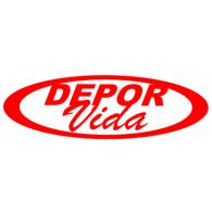 Deporvida logo vector logo
