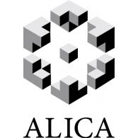 ALICA logo vector logo