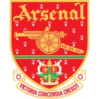 Arsenal FC logo vector logo