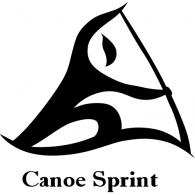 Canoe Sprint logo vector logo