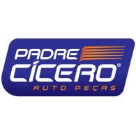 Padre Cícero Auto Peças logo vector logo