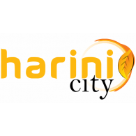 Harini City logo vector logo