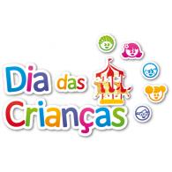 Dia das Crianças logo vector logo