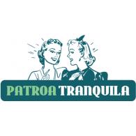 Patroa Tranquila logo vector logo