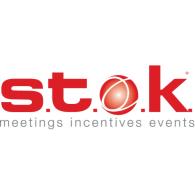 STOK Tours logo vector logo