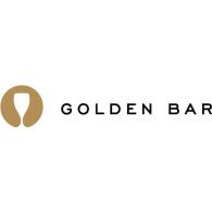 Golden Bar logo vector logo