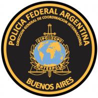 Policia Federal Argentina logo vector logo