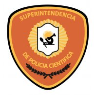 Superintendencia de Policia Cientifica logo vector logo
