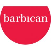 Barbican logo vector logo