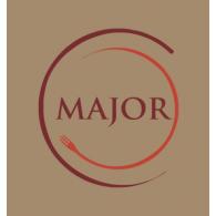 Major logo vector logo