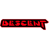Descent logo vector logo