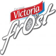Cerveza Frost logo vector logo