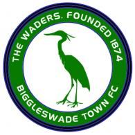 Biggleswade Town FC logo vector logo