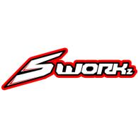 Sworkz logo vector logo
