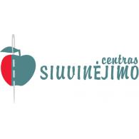 Siuvinejimo centras logo vector logo