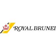 Royal Brunei logo vector logo