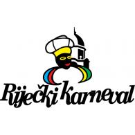 Rijecki karneval logo vector logo