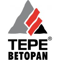 Tepe Betopan logo vector logo