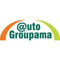 Auto Groupama logo vector logo