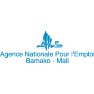 ANPE Bamako logo vector logo