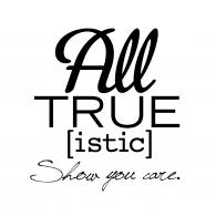 AllTrueistic logo vector logo