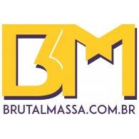 BrutalMassa logo vector logo