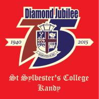 St Sylbester's College Kandy logo vector logo
