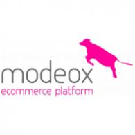 Modeox logo vector logo
