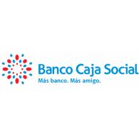 Banco Caja Social logo vector logo