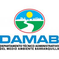 DAMAB logo vector logo