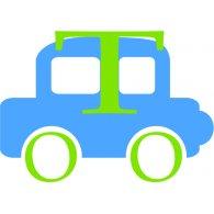 Auto T logo vector logo