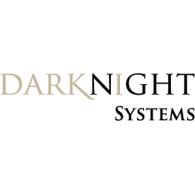 Dark Night Systems LLC logo vector logo