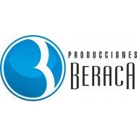 Producciones Beraca logo vector logo