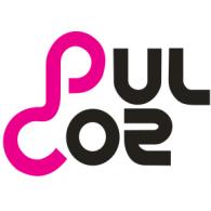 Pulcor logo vector logo