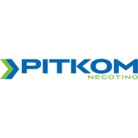 PITKOM Negotino logo vector logo