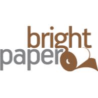 Bright Paper logo vector logo