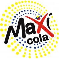 Maxi Cola logo vector logo