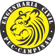 Engenharia Civil PUCCAMP logo vector logo