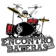 Encontro de Bateras logo vector logo